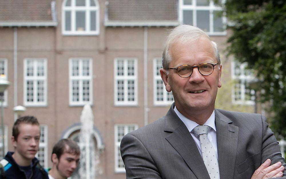 Dick van Meeuwen. Foto RD, Anton Dommerholt