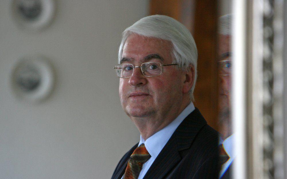 Prof. dr. W. Verboom. Foto RD, Anton Dommerholt