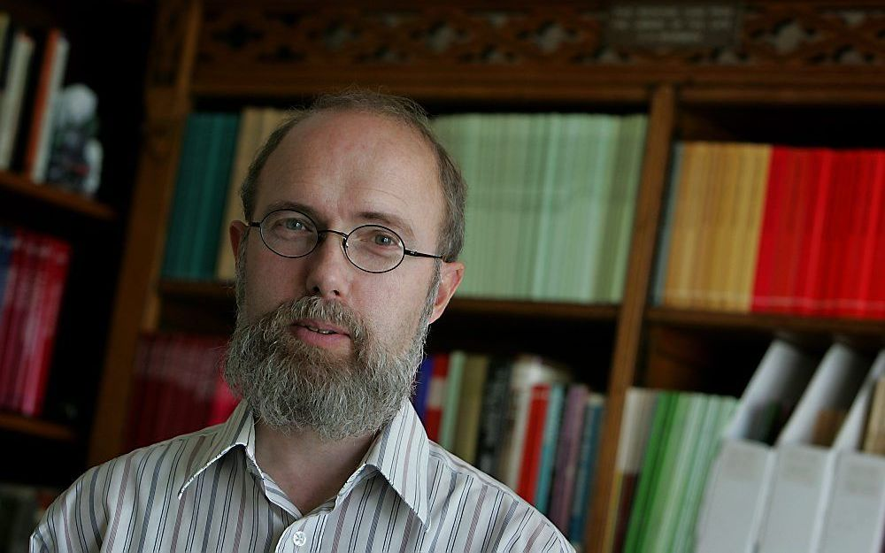 Dr. Pieter J. Lalleman. Foto RD, Anton Dommerholt