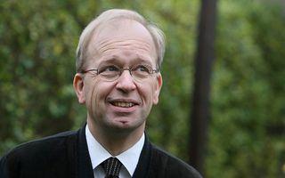 Ds. J. Belder. Foto RD, Anton Dommerholt