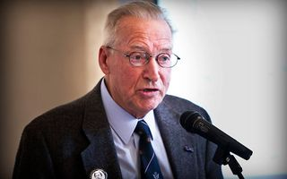 Prof. dr. Robert Swierenga. Foto RD, Henk Visscher
