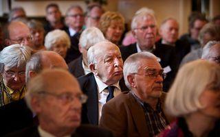 Congres over Van Raalte. Foto RD, Henk Visscher