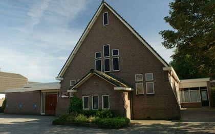 De Sionskerk te Epe. beeld sionskerk.nl