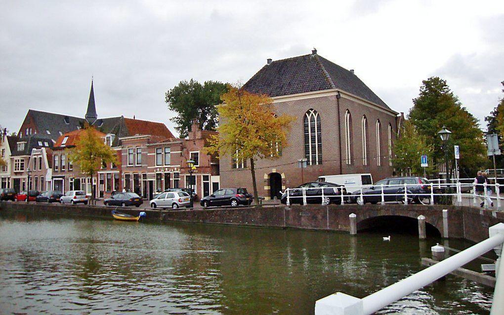 Kerkgebouw Evangelisch Lutherse Gemeente Alkmaar.  beeld Reliwiki