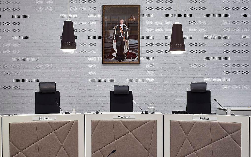 De rechtbank in Den Haag. beeld ANP
