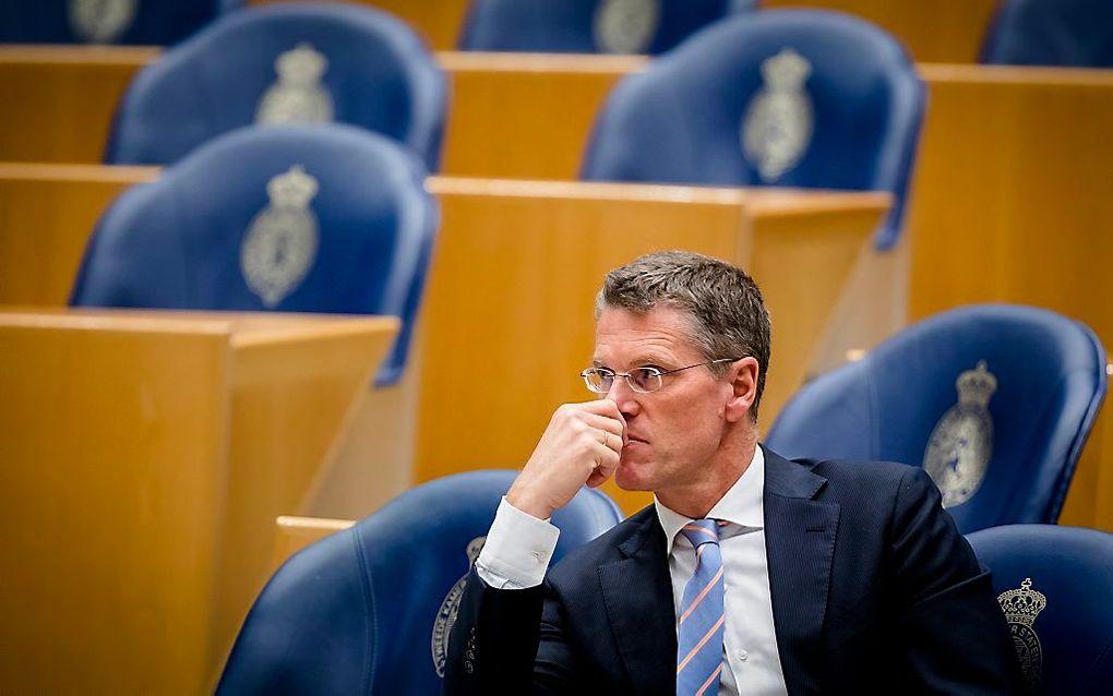 Pieter Duisenberg (VVD). beeld ANP