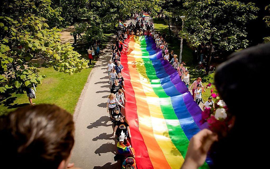 Pride Walk Amsterdam, 2017