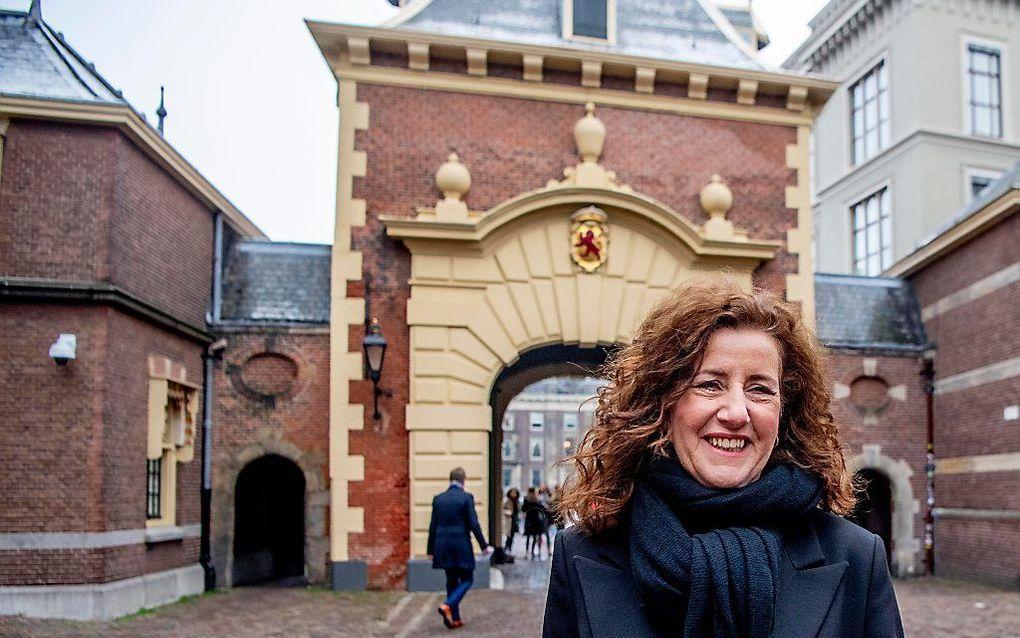 Van Engelshoven, beeld ANP, Robin Utrecht.