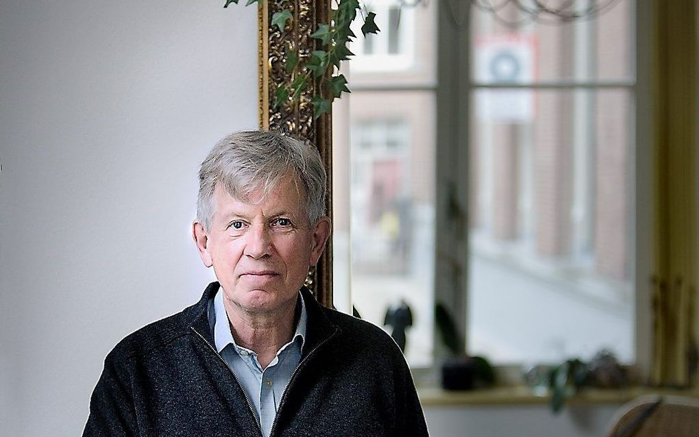 De filosoof Hans Achterhuis.                     beeld Werry Crone