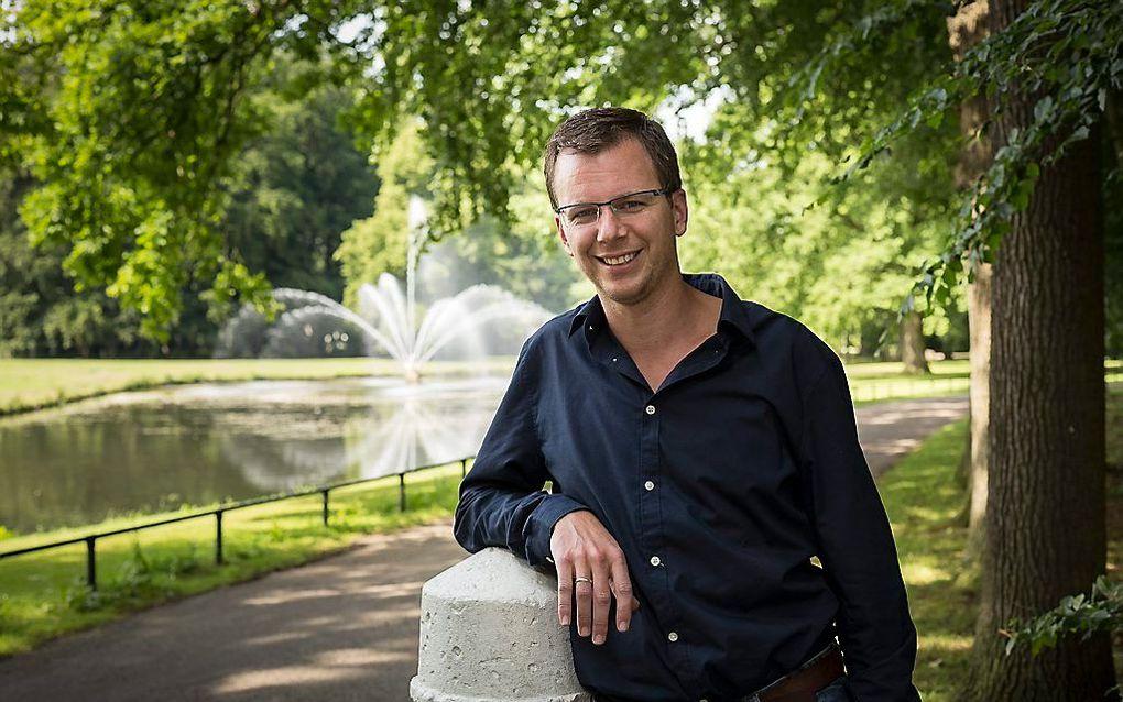 Ds. Wim de Bruin  beeld André Dorst