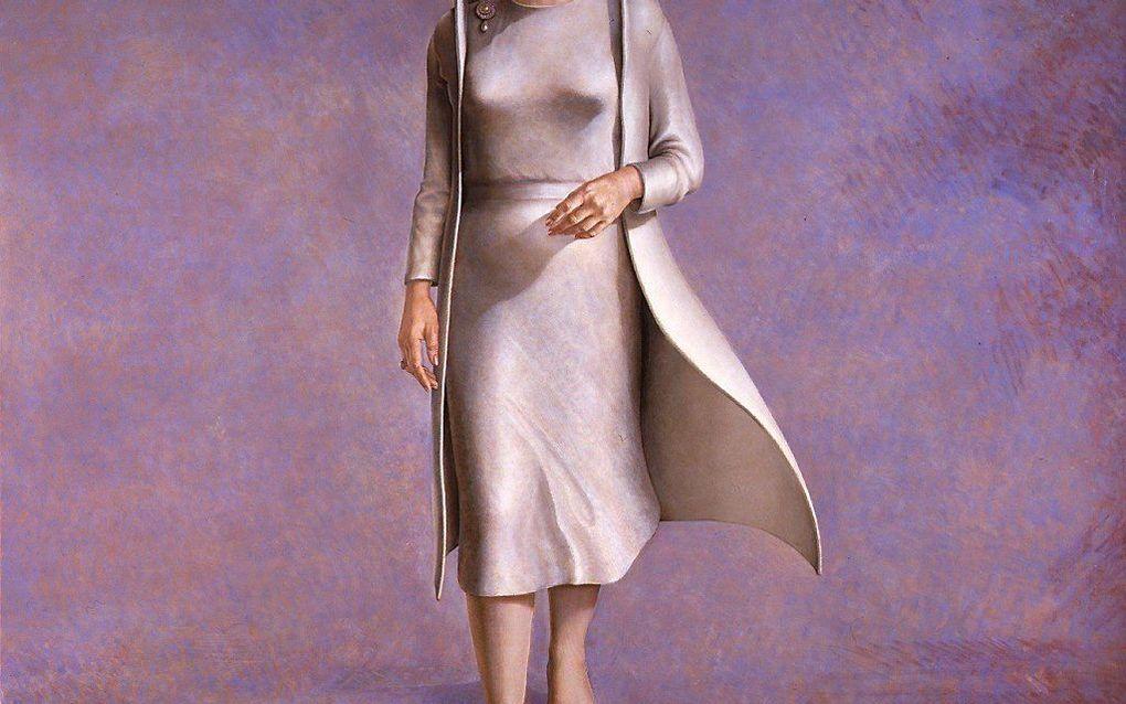 Portret door Herman Gordijn. beeld RD