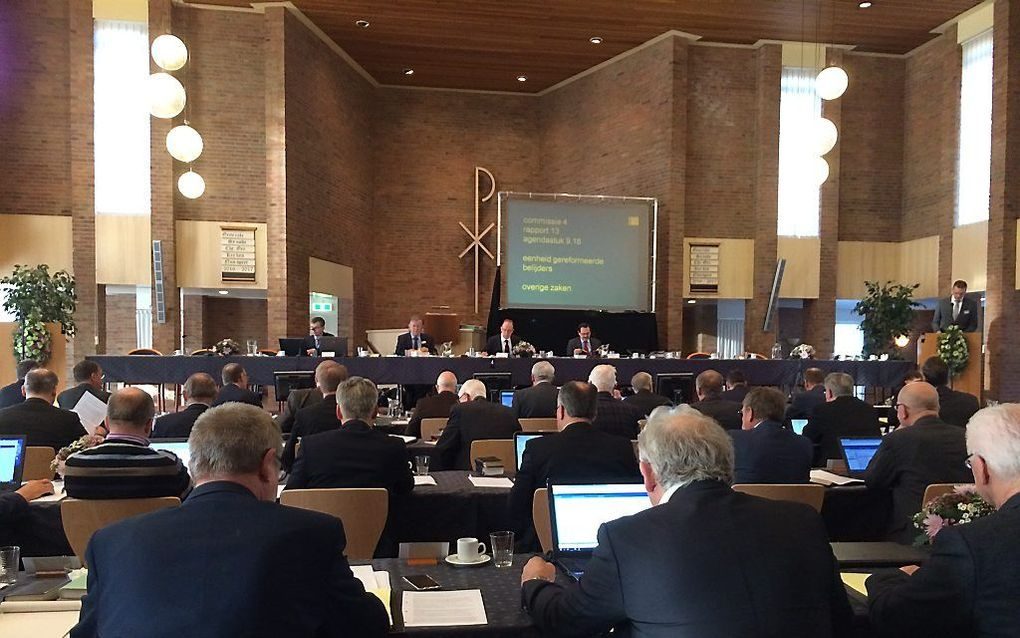 Synode CGK. beeld RD