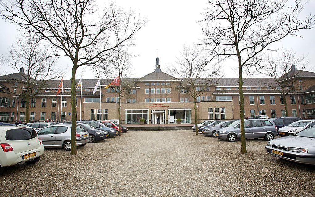 Dienstencentrum van de Protestantse Kerk in Utrecht. beeld Sjaak Verboom