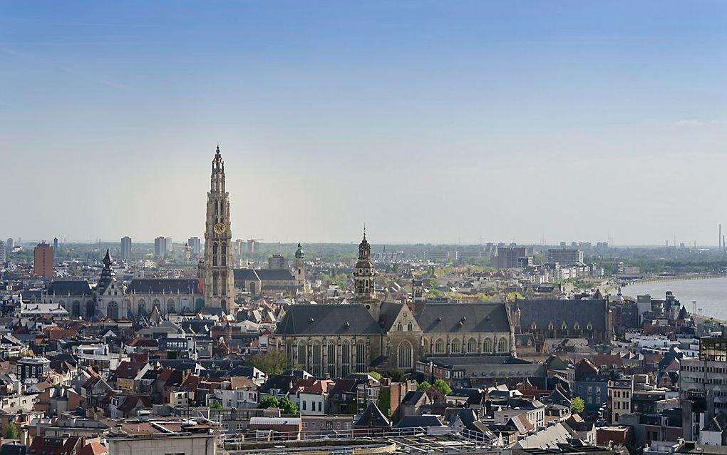 Antwerpen. beeld Istock