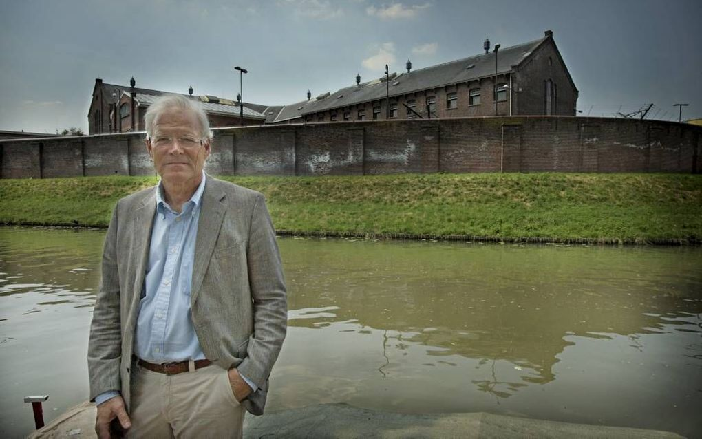 Peter Middelkoop, predikant-directeur van Stichting Epafras. Beeld Henk Visscher