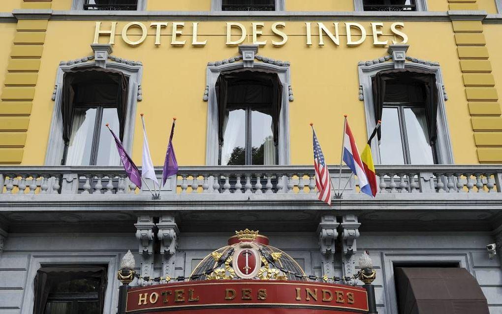 Hotel des Indes. beeld ANP