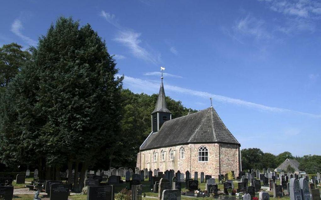 DUURSWOUDE. De kerk van Duurswoude heeft sinds de dertiende eeuw altijd haar oorspronkelijke vorm behouden.beeld Marchje Andringa