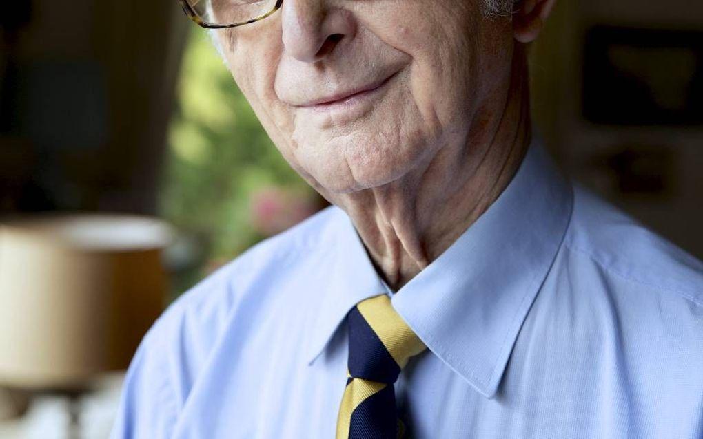 Wolfgang Kotek, gepensioneerde joodse arts. Foto Sjaak Verboom