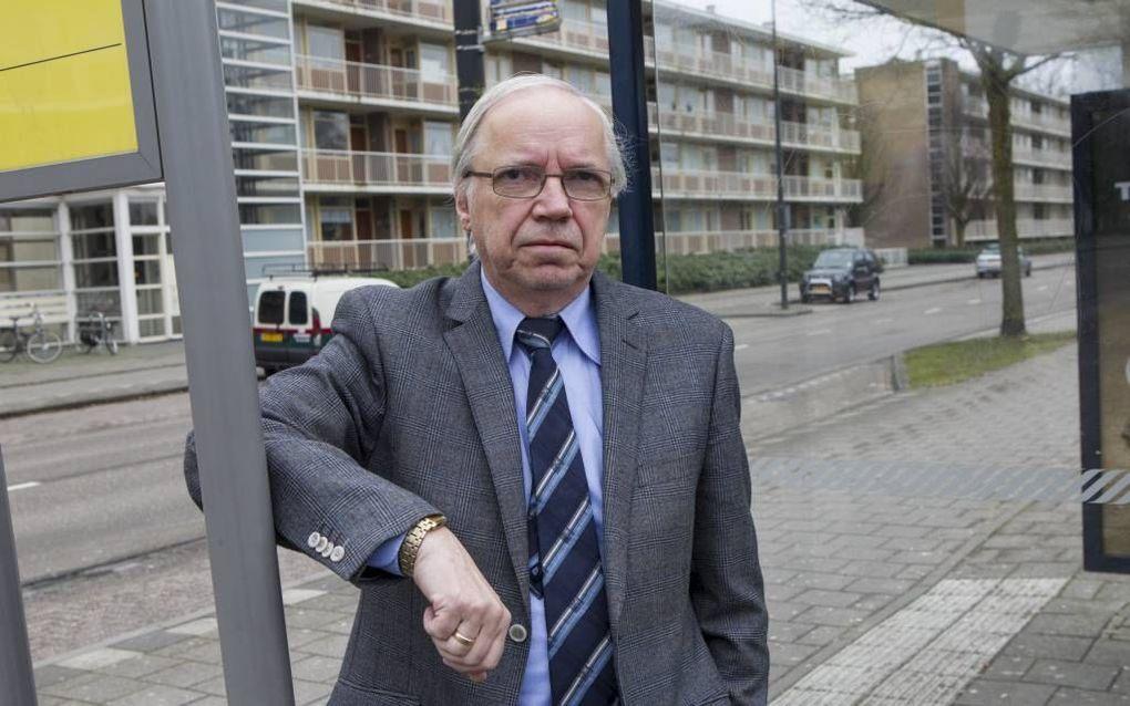 Ben J. Zijl. beeld RD, Anton Dommerholt