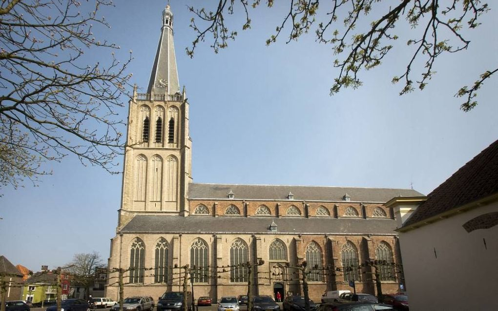 De Grote of Martinikerk te Doesburg. beeld RD, Henk Visscher