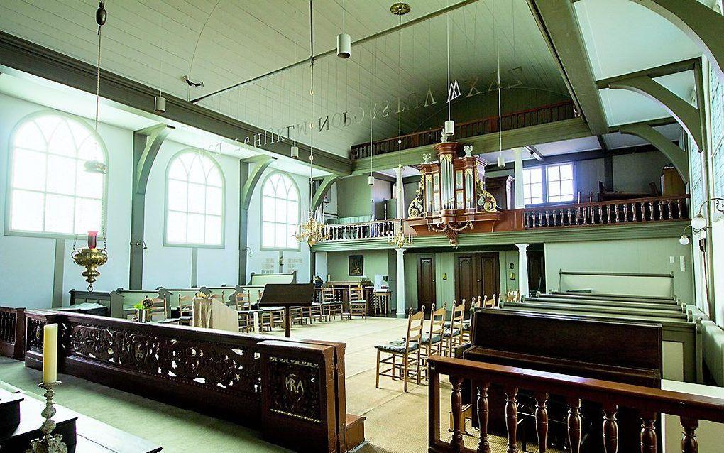 Interieur. beeld Reliplan