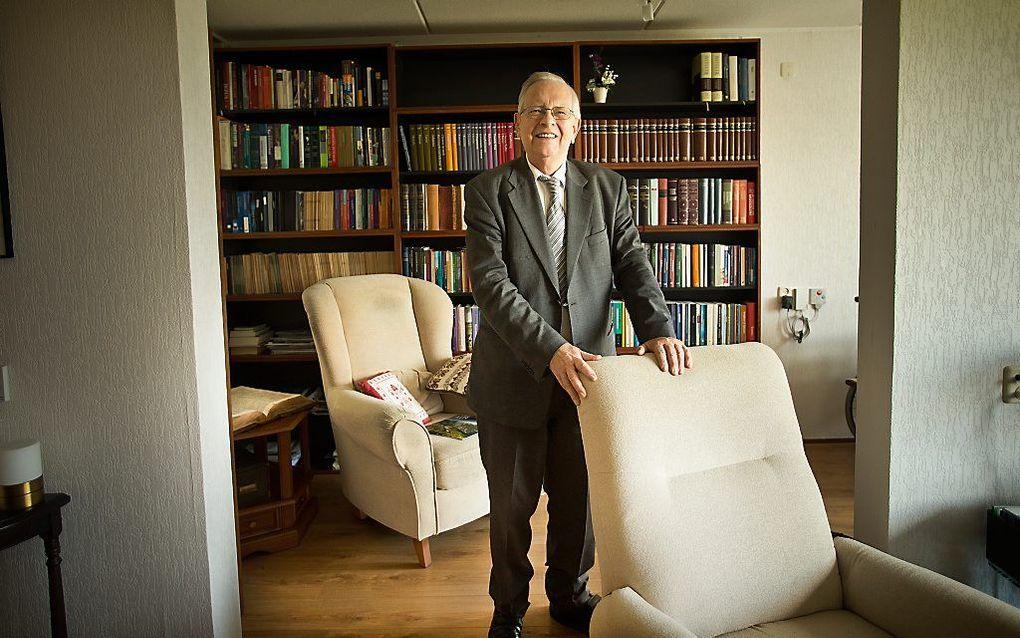 Prof. dr. W. H. Velema (foto uit 2013). beeld RD, Henk Visscher