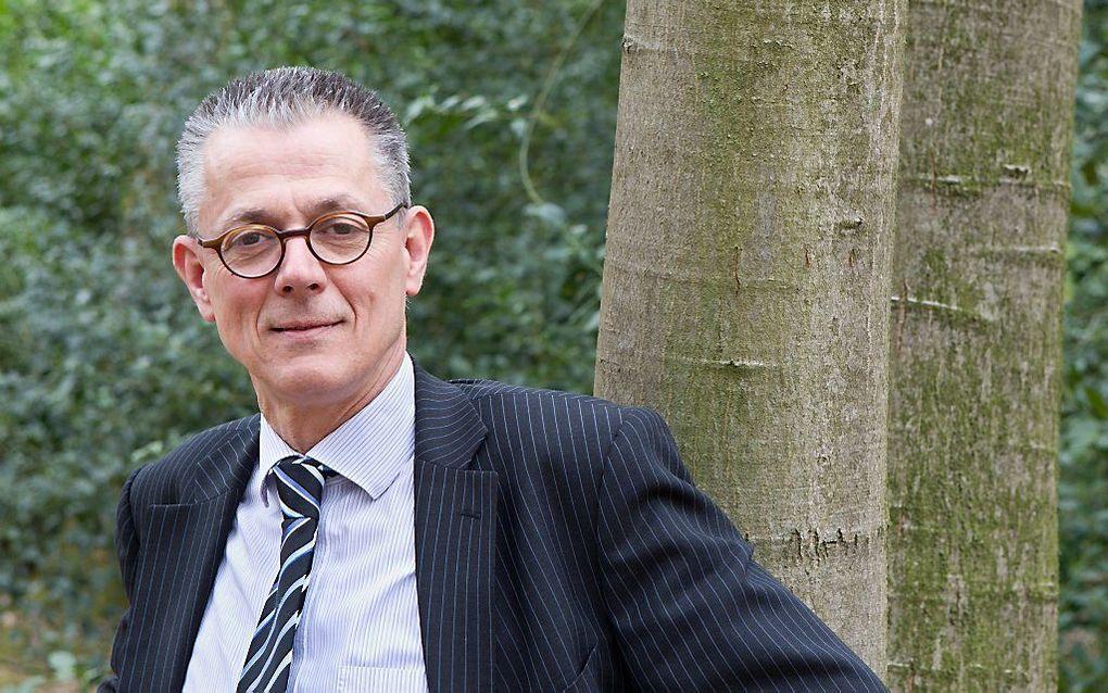 Prof. dr. Maarten Verkerk. beeld RD, Anton Dommerholt