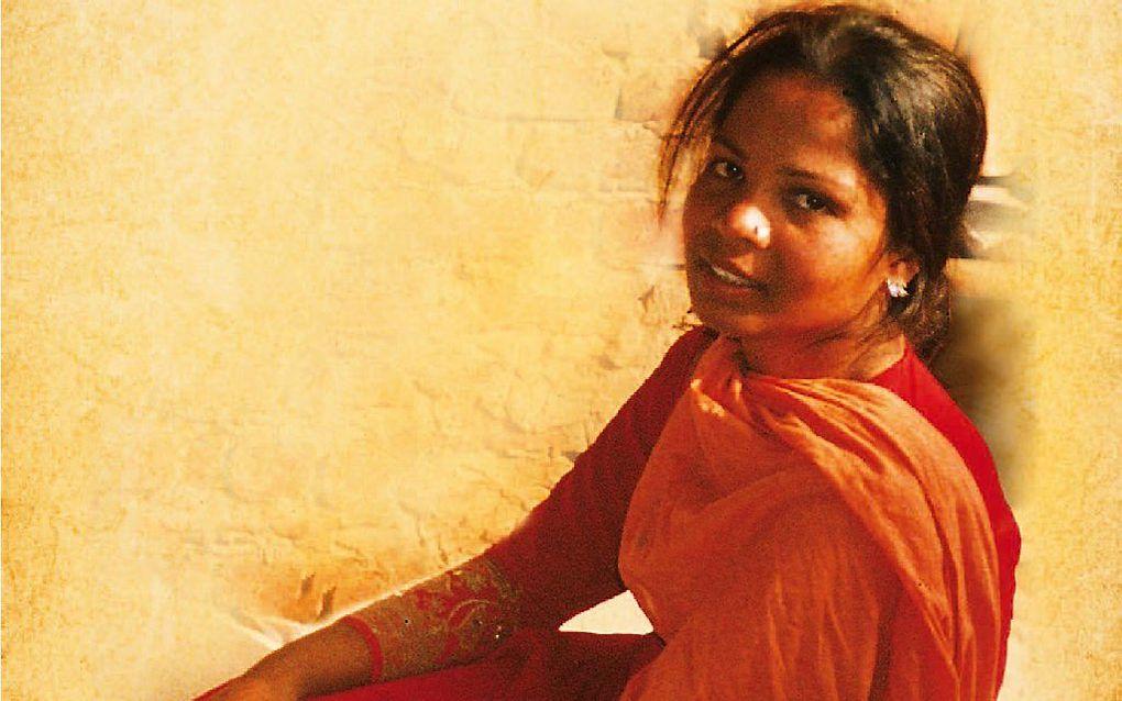 Asia Bibi. beeld asiabibi.org