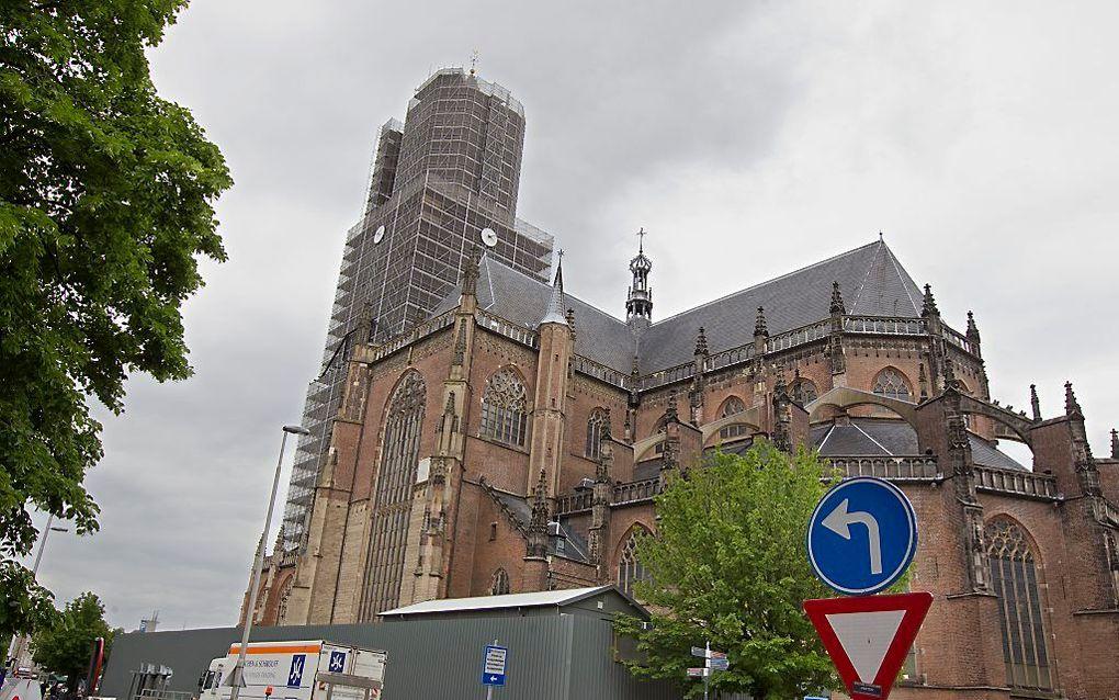 Eusebiuskerk in Arnhem. beeld RD, Anton Dommerholt