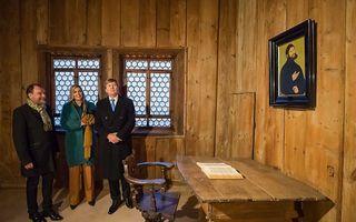 In de kamer van Luther. beeld EPA