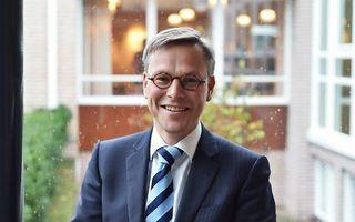 Prof. dr. A. Huijgen. beeld Peter Leenhouts