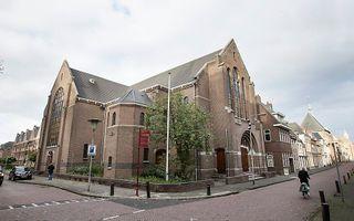 De Nederlands gereformeerde Nieuwe Kerk in Kampen. beeld RD, Anton Dommerholt