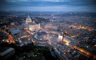 Vaticaanstad. beeld EPA
