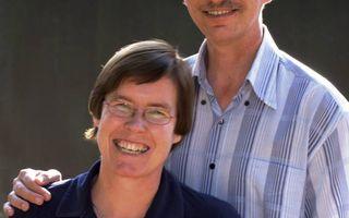 Dick en Margreet Kroneman. Foto ZGG