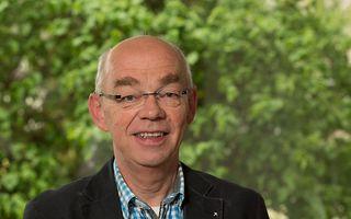 Directeur Adri Veldwijk van de Evangelische Zendingsalliantie (EZA). Beeld André Dorst