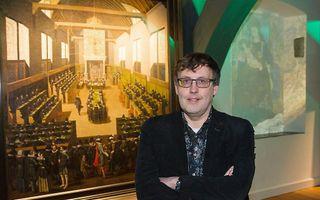 Prof. dr. Fred van Lieburg. beeld RD, Anton Dommerholt