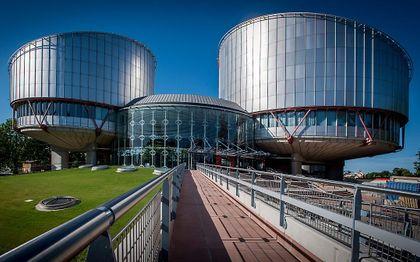 Het Europees Hof voor de Rechten van de Mens in Straatsburg. beeld ANP, Lex van Lieshout