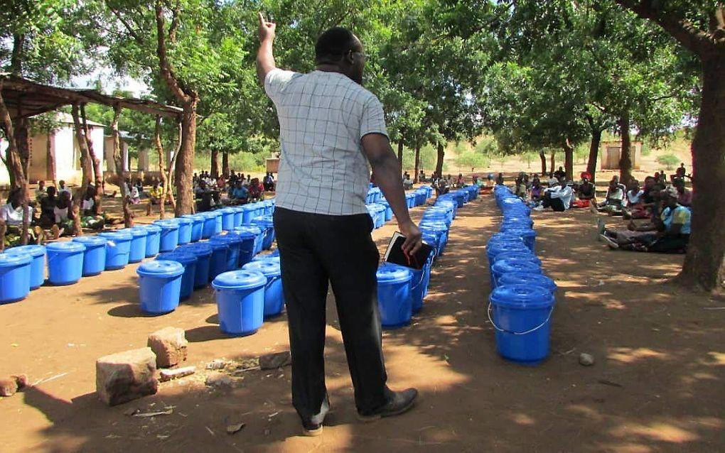 In Malawi gaat het Woord open. Beeld Stéphanos