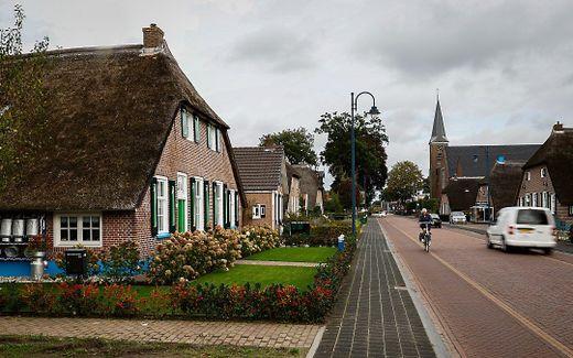 Staphorst. beeld ANP, Vincent Jannink