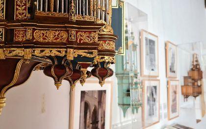 beeld Nationaal Orgelmuseum