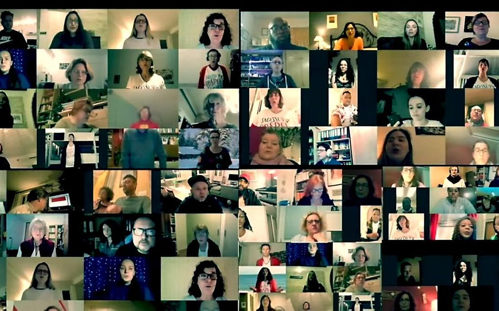 beeld youtube.com, Gospel Singers For Belarus