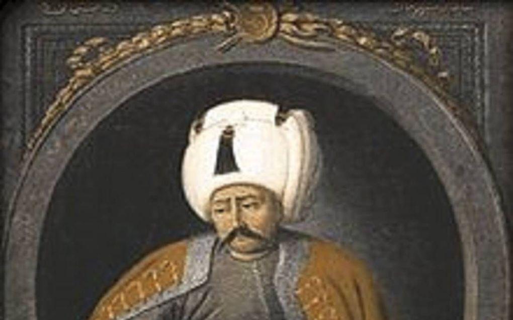 Sultan Selim I.beeld Wikipedia