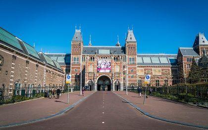 Het Rijksmuseum in Amsterdam heeft een tentoonstelling ingericht over slavernij. beeld ANP, Lex van Lieshout