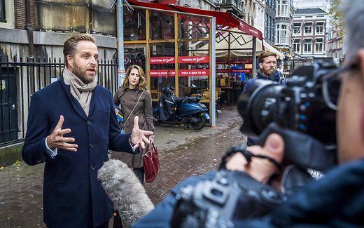 Minister De Jonge. beeld ANP, Lex van Lieshout