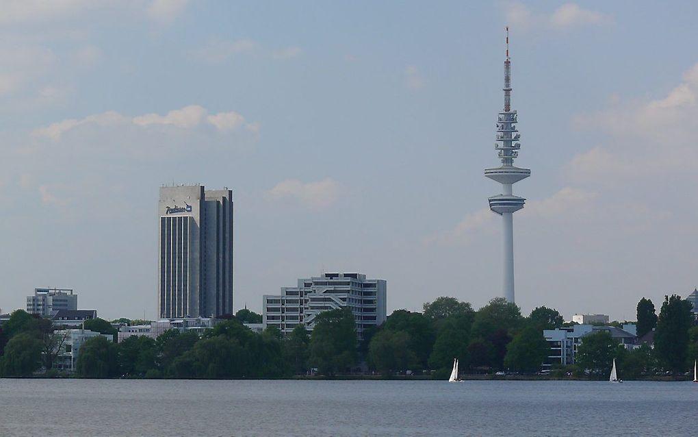 Hamburg. beeld Wikimedia, Gunnar Ries