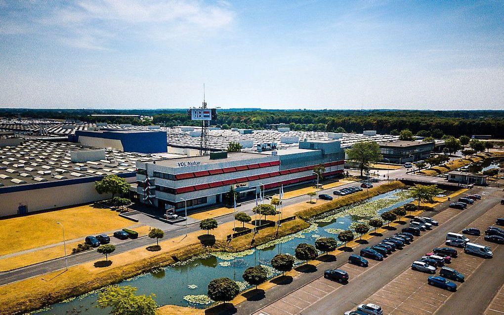 De Limburgse autofabriek VDL Nedcar. beeld ANP, Rob Engelaar
