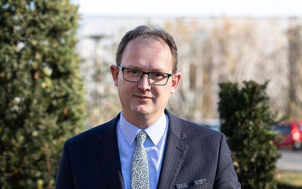 Europarlementariër Bert-Jan Ruissen (SGP). beeld André Dorst