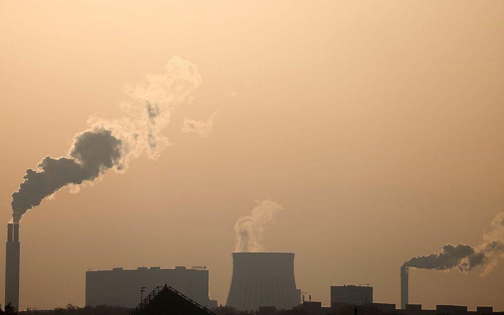 Een centrale van het Zweedse Vattenfall in Berlijn, Duitsland. beeld AFP, Odd Andersen