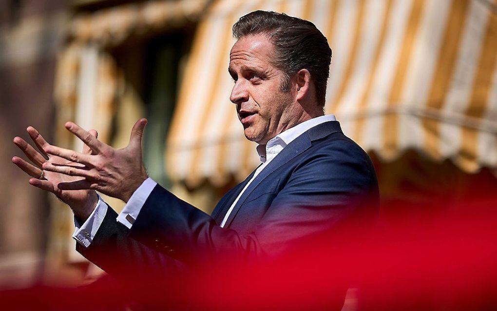 Demissionair Minister Hugo de Jonge van Volksgezondheid, Welzijn en Sport. beeld ANP, Phil Nijhuis