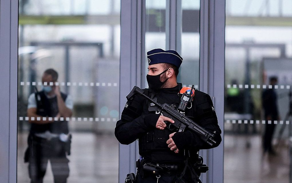 beeld AFP, Kenzo Tribouillard